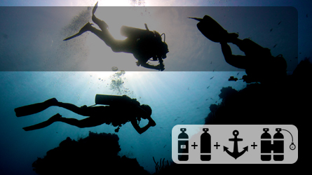dive packages banner